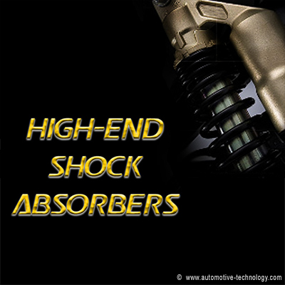 High-End Shock Absorbers in Automotives