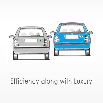 Efficiency along with Luxury
