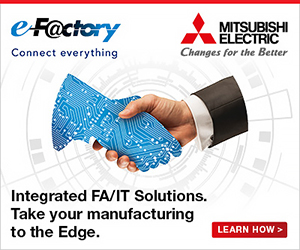 Mitsubishi - Integrated FA/IT Solutions