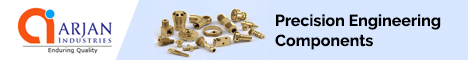 Arjan Industries - Precision Engineering Components