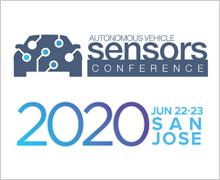 Autonomous Vehicle Sensors Conference 2020