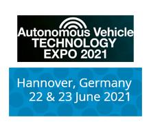 Autonomous Vehicle Technology Expo 2021