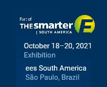 The smarter E South America