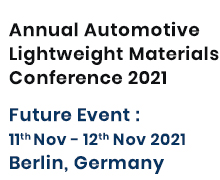 Annual Automotive Lightweight Materials Conference 2021