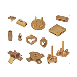Brass Accessories for Cables, Wiring, Earthing and Bonding