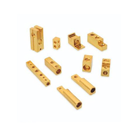 Brass Components for Plug Sockets and Wire Connectors