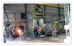 Forge-shop