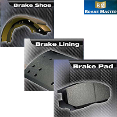 Our Brake linings are compatible with a variety of car models that are manufactured in Japan, Europe, the United States, etc.