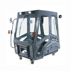 Operator Cabin for excavator