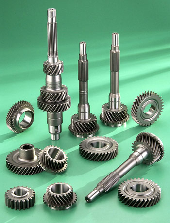 Cyner Industrial Co. Ltd manufactures and supplies a wide range of drive gears and shafts that are predominantly used in the assembly of gear boxes.
