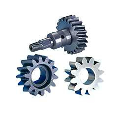 High quality motorcycle spare parts for transmission assembly and sprocket drive.