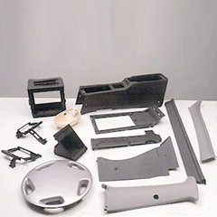 Automotive Parts Moulds