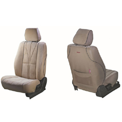 Automotive Europa Rider Beige Front & Back