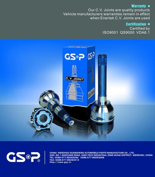 CV Joints & Axles
