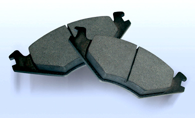 Star series brake pads