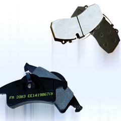 Super series brake pads