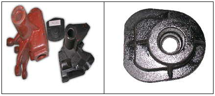 Piston and Boiter Piston and Boiter. Steering Box Casting and Gear Box Cover Steering Box Casting and Gear Box Cover.