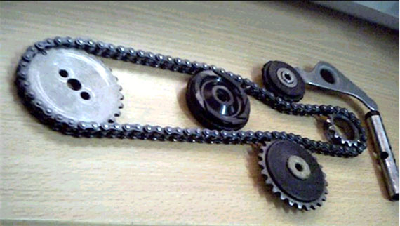 LGB are a leading manufacturer of motorcycle and moped drive chains.