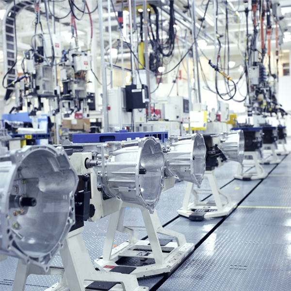 Power Train Production Systems