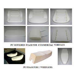 PU Moulded Components