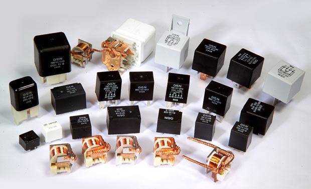Micro Automotive Relays