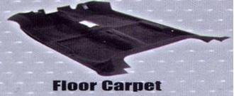 Automotive Floor Carpet