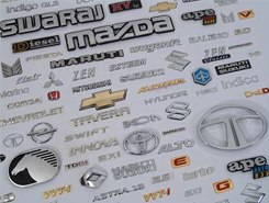 Emblems/nameplates   Body / Chassis And Components ...
