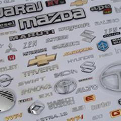 Emblems/Nameplates