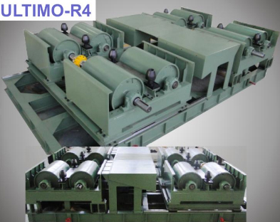 Roll Out Of Ultimo R4 Roll Test Stand At Schenck , Noida