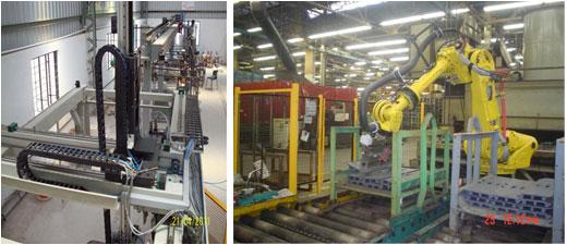 Gantry Robotics